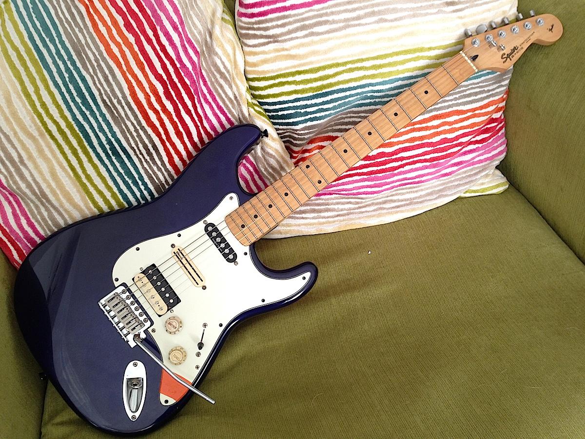 Atemberaubend Fender Squier Stratocaster Schaltplan Ideen - Die ...