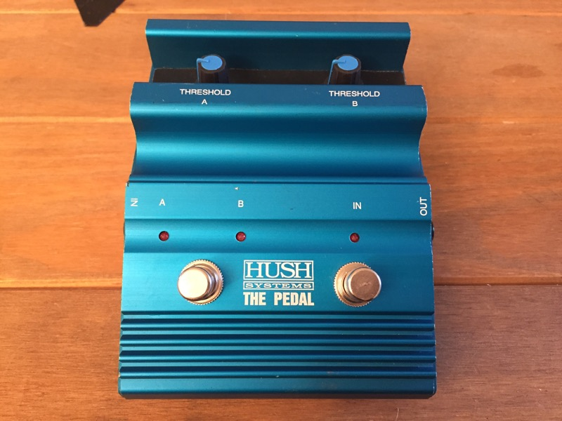 "Hush Systems ""The Pedal"""