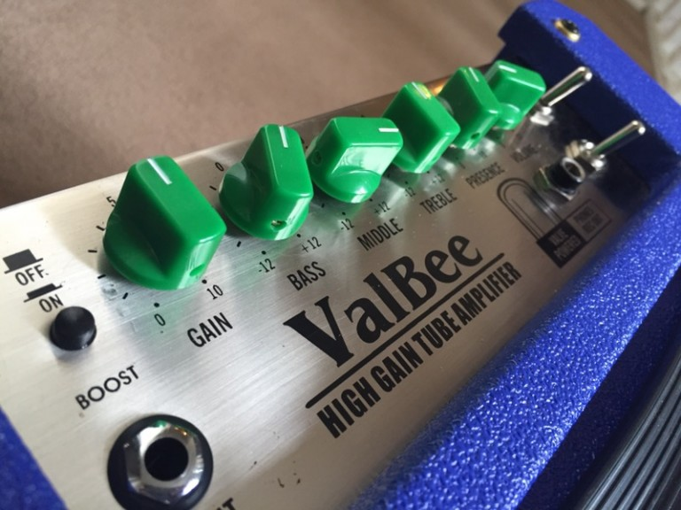Ibanez Valbee 5w all tube combo amp