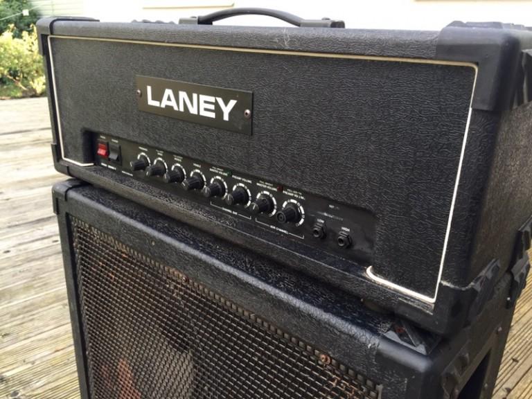 Laney AOR50 Series II head & cab