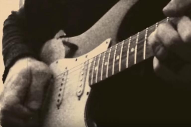 Fender Strat Sound Test
