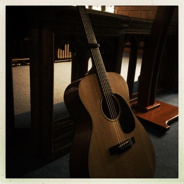 Breedlove OM/FS Acoustic