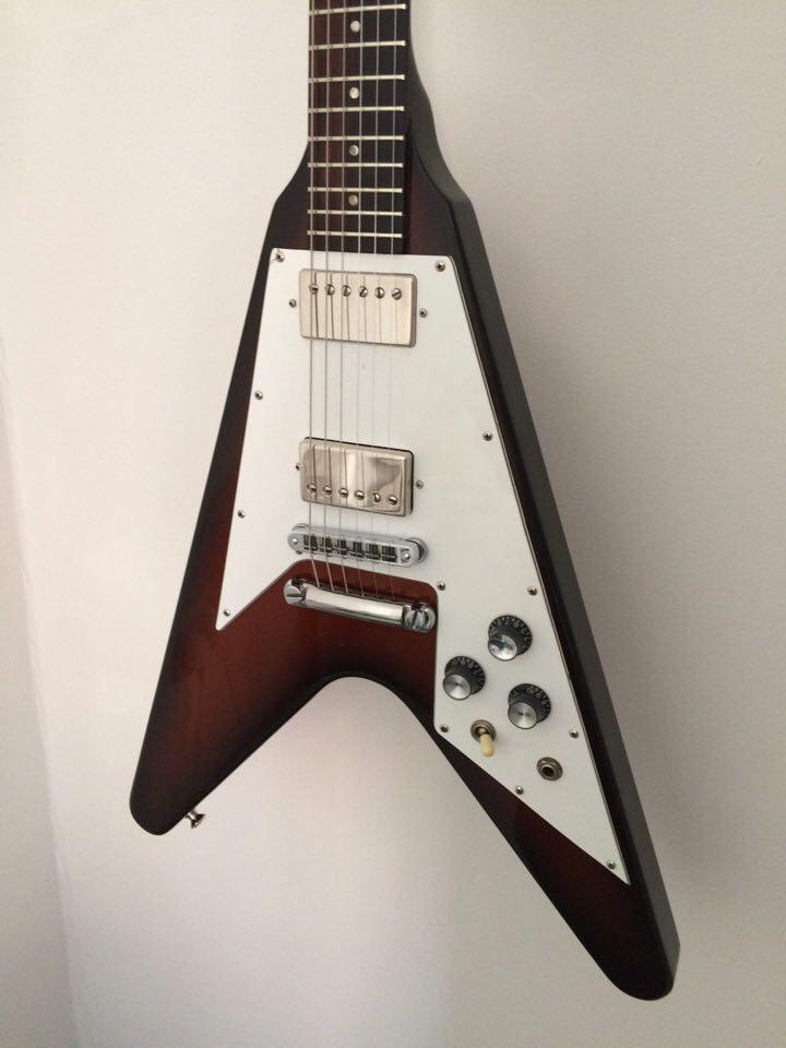 1990 Gibson Flying V 67′ reissue