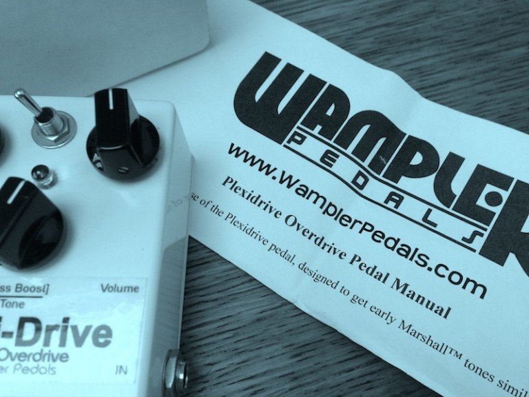 Wampler Plexi Drive Mk I
