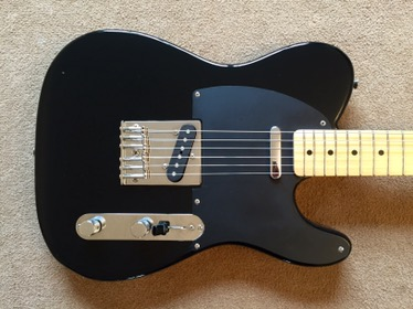 1991 Squier by Fender Telecaster | Made in Japan | Only 12 Notes
