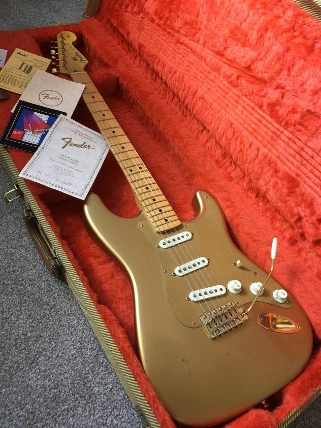 Fender HLE Stratocaster 1989